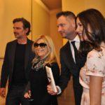 Beppe Convertini, Rita Dalla Chiesa, Michele Cascavilla, Alessia Fabiani