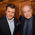 Daniele Radini Tedeschi e Claudio Strinati