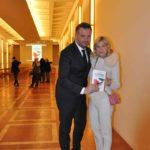 Michele Cascavilla e Patrizia Pellegrino