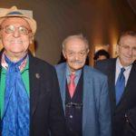 Renzo Arbore, Aldo Basili, Michele Mirabella