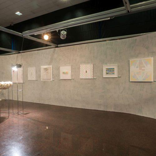 Biblioteca Nazionale Centrale di Castro Pretorio - Edizione 2014 - sala espositiva