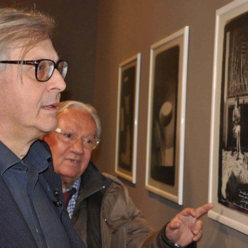 Complesso del Vittoriano - Edizione 2017 Carlo Marraffa e Vittorio Sgarbi