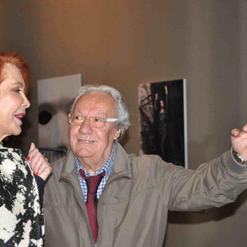 Complesso del Vittoriano - Edizione 2017 - Marina Ripa di Meana e Carlo Marraffa