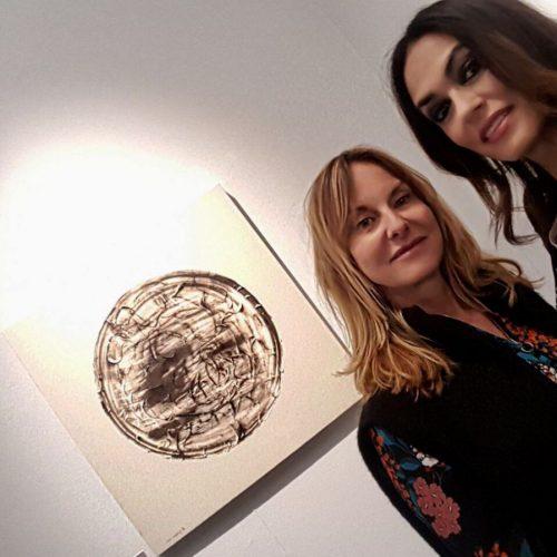 Complesso del Vittoriano - Edizione 2017 - Silvia Galgani e Maria Grazia Cucinotta